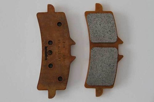 Brembo Z04 Pure Racing brake pads front M497Z04