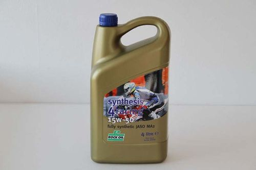Rock Oil synthesis 4 racing 4l 15W 50
