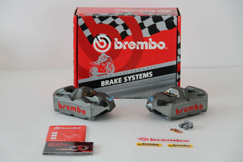 Brembo M4 Radial Monoblock calipers 108 mm 220A39710