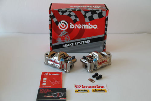 Brembo GP4-RX Radial CNC calipers 100 mm (220B01020)