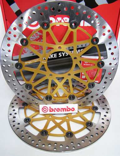 Brembo High Performance brake disks ZX-10R from 2016- (208B85922)