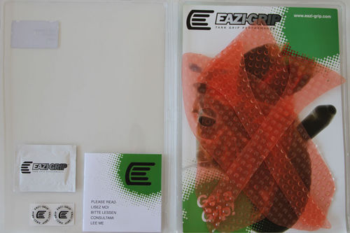 Eazi-Grip EVO Tank Traction Pads GSX-R 600 / 750 06-07