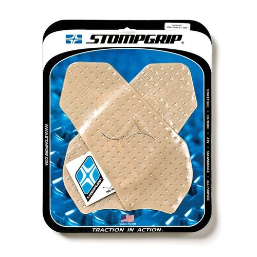 STOMPGRIP Volcano Traction Kit GSX-R 600 / 750 2011-