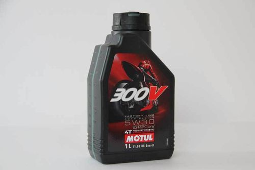 Motul synthesis racing oil 1l 5W 30