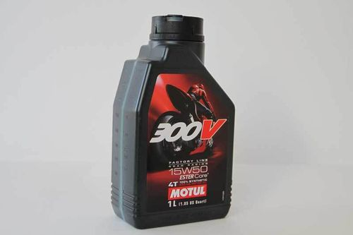 Motul synthesis racing oil 1l 15W50