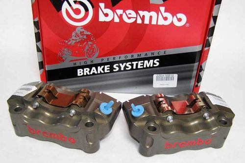 Brembo Radial CNC calipers 100 mm, P4 30/34 (220A16810)